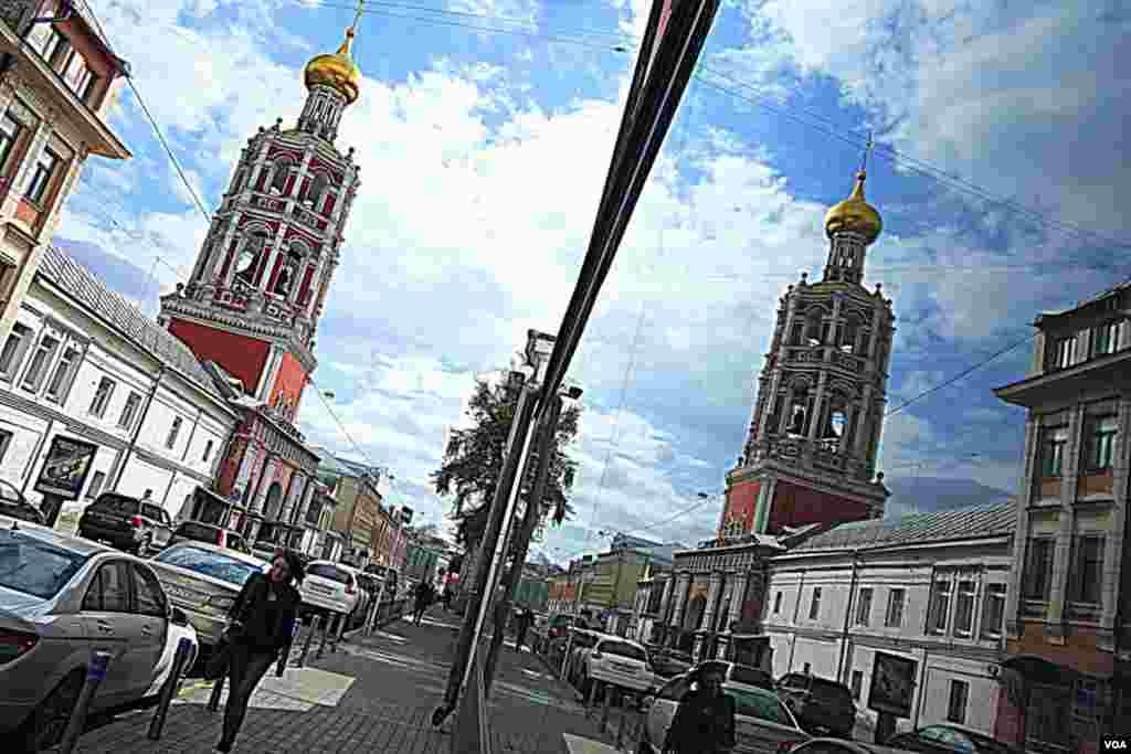 Московская мозаика – сезон август-сентябрь