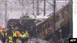 Belçika'da Tren Kazası: 18 Ölü