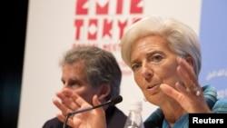 آئی ایم ایف اور عالمی بینک کے سربراہ ٹوکیو کے اجلاس میں