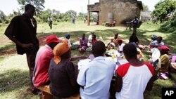 Sauri Millennium Village, Kenya