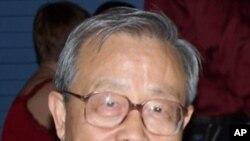 Ông Phương Lệ Chi, nhà bất đồng chính kiến Trung Quốc qua đời tại Hoa Kỳ, thọ 76 tuổi