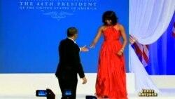 Інавгураційне плаття Обами виставили у музеї