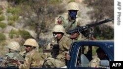 Pakistan ordusu ölkənin qəbilələrin yaşadıqları regionlarında əməliyyatlarını davam etdirir