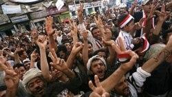 دیدار یک هیات شورای همکاری خلیج فارس از یمن