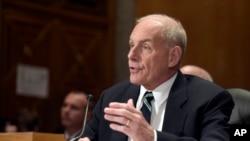 Bộ trưởng An ninh Nội địa John F. Kelly