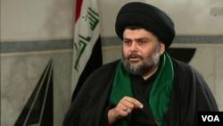 Muqtada al-Sadr, Iroqdagi shialar diniy yetakchisi