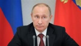 Russian President Vladimir Putin Feb. 4, 2013