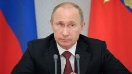 Russian President Vladimir Putin, Feb. 4, 2013