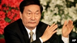 中国前总理朱镕基
