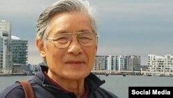 Phó Giáo sư - Tiến sĩ Mạc Văn Trang. Facebook Mac Van Trang