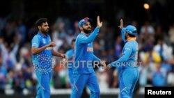 India wins