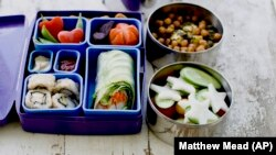 Back To School-Gearing up for Lunch