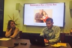 Marlene Laruelle & Eric McGlinchey share their insights on Alexander Sodiqov case in Tajikistan