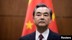 Menteri Luar Negeri China, Wang Yi (Foto: dok).