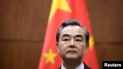 Çinin xarici işlər naziri