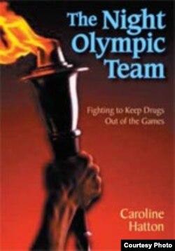 Bìa cuốn sách The Night Olympic Team của tác giả Caroline Hatton