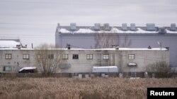 ИК-2, в которой находится в заключении Алексей Навальный. г. Покров Владимирской обл. Архивное фото