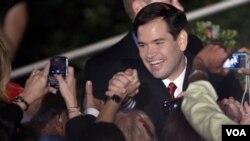 El senador republicano por el estado de Florida, Marco Rubio, dijo que de votar en la actualidad por la nominación de Farrar lo haría en contra.