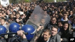 الجزائر: حکومت مخالف مظاہروں کی کوشش ناکام