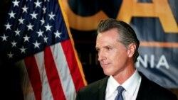 加州罷免州長投票結束民主黨州長勝選