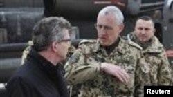 جرمن وزیر دفاع