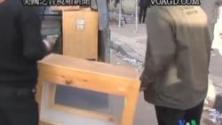2011-11-29 美國之音視頻新聞: 埃及選舉第二天繼續投票