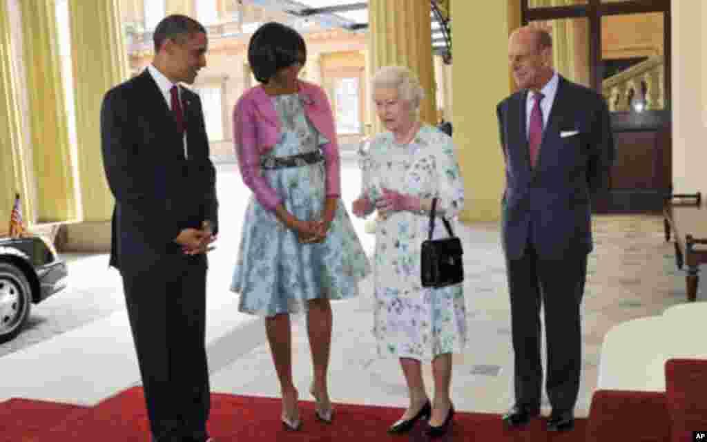 دومین روز سفر باراک اوباما، رئیس جمهور امریکا به اروپا
