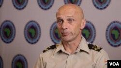 Давор Петек, командующий объединенными стратегическими операциями в Генеральном штабе НАТО в Европе
