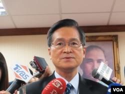 台湾国防部长严德发