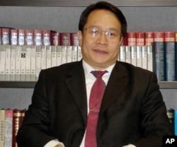 中国著名律师莫少平