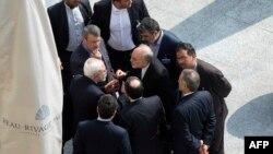 Iranska delegacija na pregovorima u Švajcarskoj
