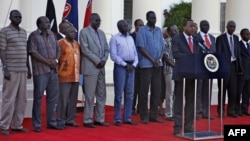 Detainee Release Key To South Sudan Reconciliation
