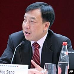 陳思誠認為東盟安全共同體正在萌生