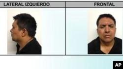 گرفتاری کے بعد لی گئیں ٹروینو کی تصاویر