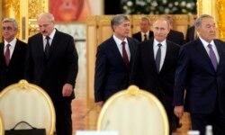 Ukraina mojarosi, Rossiyaga qarshi sanksiyalar Yevrosiyo iqtisodiy ittifoqiga qanday ta'sir qilmoqda?