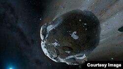 Teori Ledakan Kuat (Big Bang) mengatakan alam semesta berekspansi dari kondisi yang sangat padat dan panas dan terus berekspansi sekarang. (Foto: Ilustrasi)