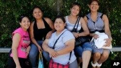 Radnice iz Meksika u SAD