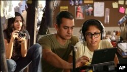 عامر خان کی نئی فلم 'دھوبی گھاٹ' کی آئندہ جمعہ سے نمائش