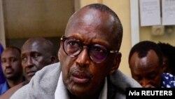 Mgombea urais Henry Tumukunde