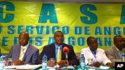 Membros do partido CASA-CE