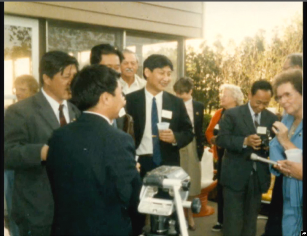 [미-중 관계] 시진핑 중국 국가부주석, 2박 3일 방미