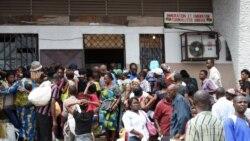 Afflux de réfugiés vers le Congo-Brazzaville
