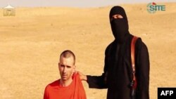 دولت اسلامی روز ۱۱ شهریور ویدیویی روی یوتیوب گذاشت که در آن تهدید کرده بود دیوید هینز نفر بعدی است که اعدام خواهد شد.