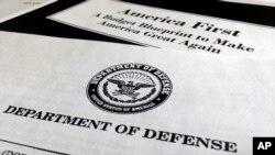 انتظار میرود که بودجۀ دفاعی حکومت ترمپ با چانه زنی و مخالفتهایی در کانگرس روبرو شود