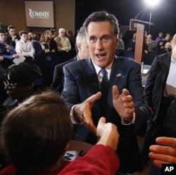 Mitt Romni, prezidentlikka respublikachilardan yetakchi nomzod