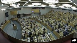Заседание Госдумы (архивное фото)