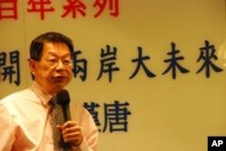 香港媒體時政評論員石齊平