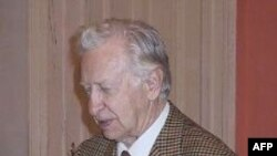 Cựu vô địch Cờ Vua Vasily Smyslov
