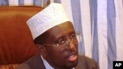 Madaxweyne Sh. Shariif