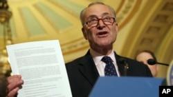 Lider demokrata u Senatu Čak Šumer